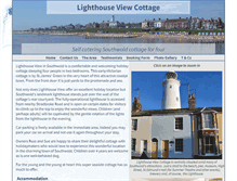 Tablet Preview of lighthouse-view.co.uk